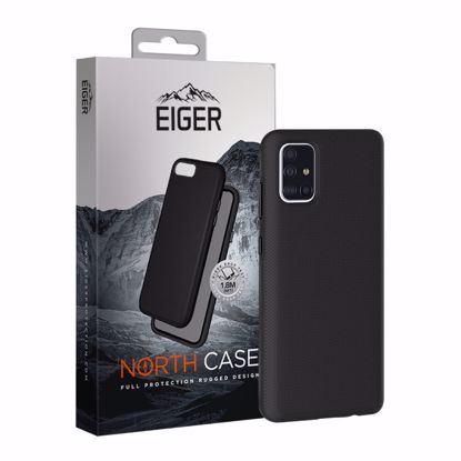 Picture of Eiger Eiger North Case for Samsung Galaxy A51 in Black