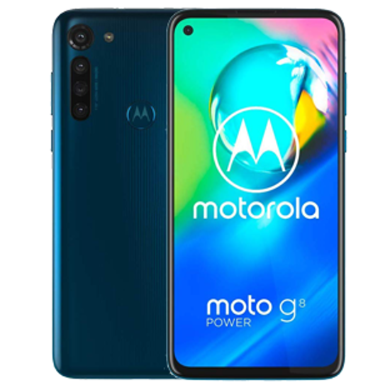 Picture of Motorola Moto G8 Power - Smoke Black