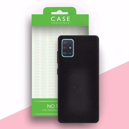 Picture of Case FortyFour Case FortyFour No.100 for Samsung Galaxy A51 in Black
