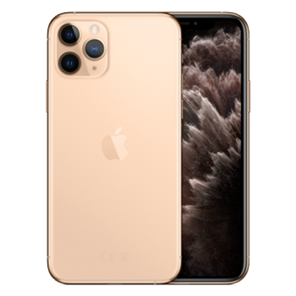 Picture of Apple iPhone 11 Pro 256GB Gold (MWC92B)