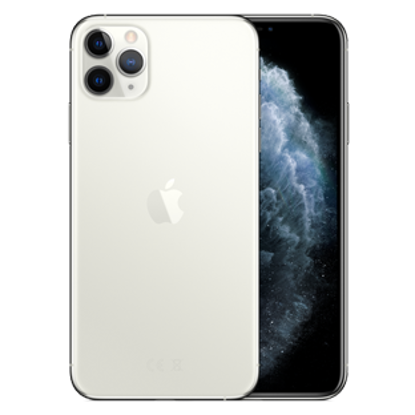 Picture of Apple iPhone 11 Pro Max 64GB Silver (MWHF2B)