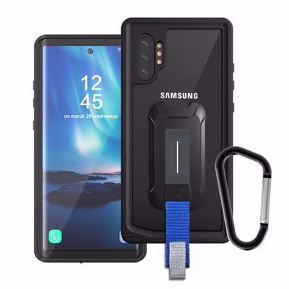 Picture of Armor-X Armor-X MX Series Case for Samsung Galaxy Note 10+ in Black