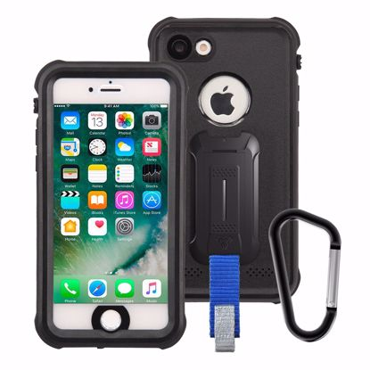 Picture of Armor-X Armor-X MX Series Case for Apple iPhone 8/7 in Black