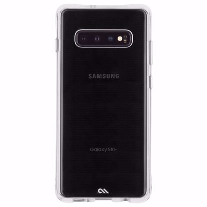 Picture of Case-Mate Case-Mate Tough Clear Case for Samsung Galaxy S10+ in Clear